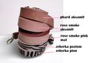 Zestaw pasek 120cm + zaczepy zebra poziom LIMITOWANA edycja (2)