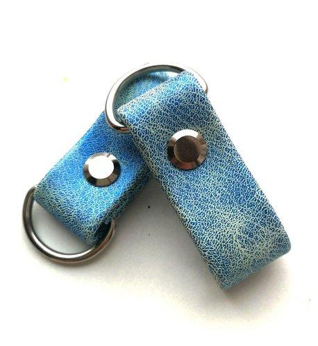 Zaczepy eko tworzywo przetarty błękit metallic (1)